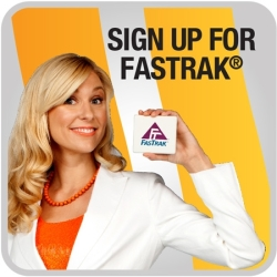 What are FasTrak toll roads?
