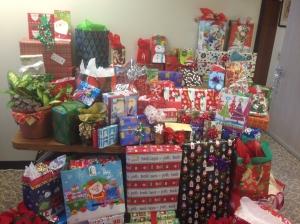 Holiday Gifts Thomas House