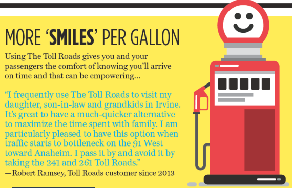 Smiles Per Gallon
